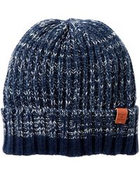 Bickley + Mitchell - Marled Cuffed Beanie - Lyst