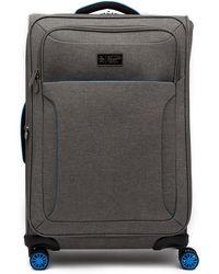 "Original Penguin - Platt Collection Luggage - 25"" - Lyst"