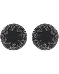 House of Harlow 1960 - Mini Sunburst Round Stud Earrings - Lyst