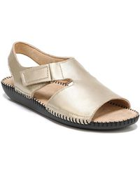 d8612c0608a4 Naturalizer - Scout Leather Sandal - Multiple Widths Available - Lyst