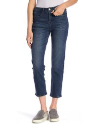 William Rast - So Cheeky Straight Leg Jeans - Lyst