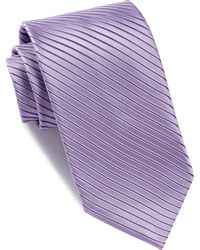 Robert Talbott - Striped Silk Tie - Lyst