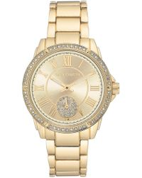 Vince Camuto - Women's Champagne Bracelet Watch, 36mm - Lyst