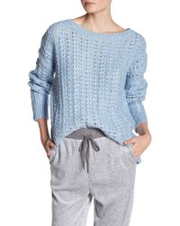 Juicy Couture | Chainette Knit Jumper | Lyst