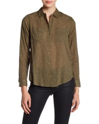 Lucky Brand - Lucky You Shirt - Lyst