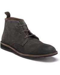 Andrew Marc - Dorchester Leather Chukka Boot - Lyst