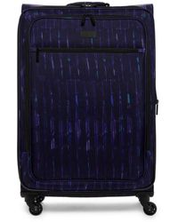 "Kenneth Cole - Real Collection Softside 28"" Expandable Spinner Suitcase - Lyst"