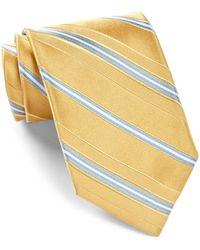 Robert Talbott - Best Of Class Stripe Silk Tie - Lyst