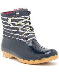 Sperry Top-Sider - Saltwater Waterproof Boot - Lyst
