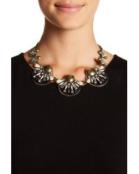 BaubleBar - Crystal Collar Necklace - Lyst