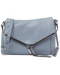 Vince Camuto - Alder Leather Crossbody Bag - Lyst