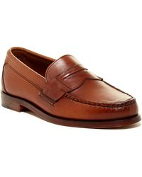 Allen Edmonds - Walden Leather Loafer - Lyst