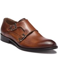 Gordon Rush - Double Monk Slip-on Shoe - Lyst