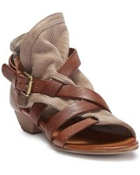 Miz Mooz - Cassidy Leather Sandal - Lyst