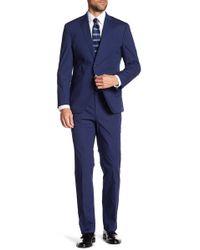 Kenneth Cole Reaction - Slim Fit Suit - Lyst
