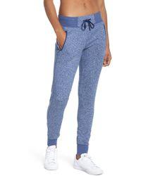 Zella - Taryn Sport Knit Trousers - Lyst