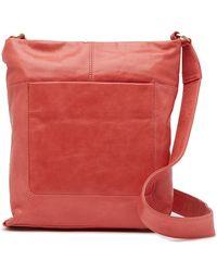 Hobo - Reghan Leather Crossbody Bag - Lyst