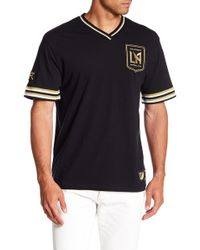 Mitchell & Ness - Los Angeles Fc Overtime Win Vintage Tee - Lyst