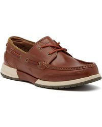Tommy Bahama - Land Lover Boat Shoe - Lyst