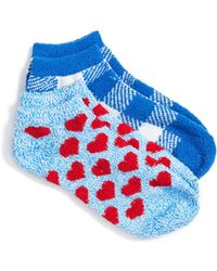 Make + Model - 2-pack Plush Low Cut Socks - Lyst