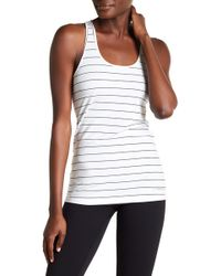 Brooks - Pick-up Drilayer Tank Top - Lyst
