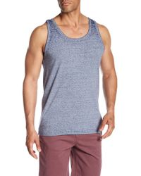 Threads For Thought - Scoop Neck Burnout Tank Top - Lyst