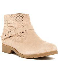 Teva - Delavina Perforated Ankle Boot - Waterproof - Lyst