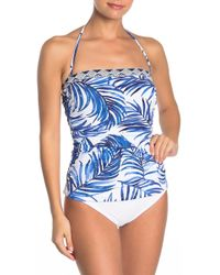Tommy Bahama - Bandeau Print Long Camisole - Lyst