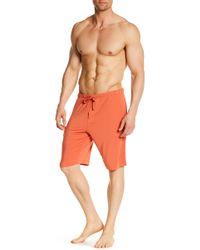 Naked - Luxury Stretch Lounge Shorts - Lyst
