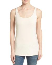 NIC+ZOE - Perfect Scoop Tank Top - Lyst