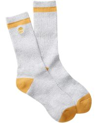 Timberland - Classic Outdoor Crew Socks - Pack Of 2 - Lyst
