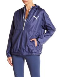 PUMA - Spark Hooded Pullover - Lyst