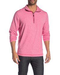 Tommy Bahama - Zamas Half Zip Sweatshirt - Lyst
