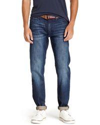 "Lucky Brand - 221 Original Straight Leg Jeans - 30-36"" Inseam - Lyst"