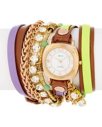 La Mer Collections - Women's Bengal Watch - Lyst
