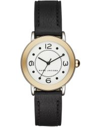 Marc Jacobs - Women's The Jacobs Rose Gold-tone Two-hand Watch, 28mm - Lyst