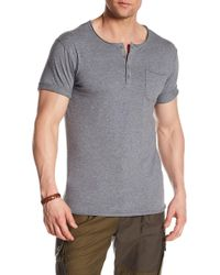 Unsimply Stitched - Short Sleeve Pocket Tee - Lyst