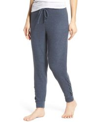 Chaser - Love Knit Sweatpants - Lyst