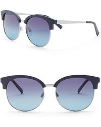 Cole Haan - Clubmaster 55mm Sunglasses (women) - Lyst