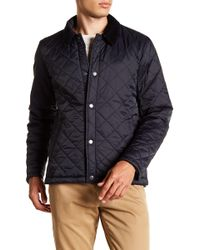Barbour - Holme Quilted Jacket - Lyst
