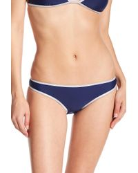 Sam Edelman - Reversible Bikini Bottom - Lyst