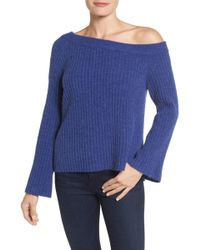 Sanctuary - Aurelia One-shoulder Sweater - Lyst