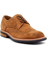 Kenneth Cole Reaction - Wingtip Derby - Lyst