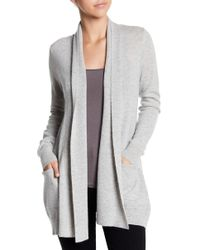 Cupcakes And Cashmere - Melora Cashmere Cardigan - Lyst