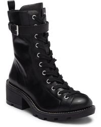 Kendall + Kylie - Prime Combat Boot - Lyst