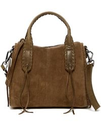 Lucky Brand - Myra Small Leather Crossbody Bag - Lyst