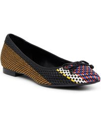 Marc Fisher - Apala 2 Woven Flat - Lyst