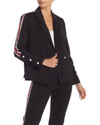 Do+Be Collection - Shoulder Stripe Tape Blazer - Lyst