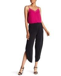 1.STATE - Split Leg Trousers - Lyst