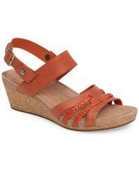 UGG - Ugg(r) Serinda Wedge Sandal (women) - Lyst